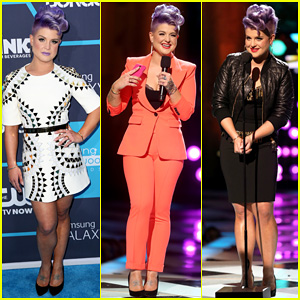 Kelly Osbourne Brings Out Her Best Looks as Host for the Young Hollywood Awards 2014