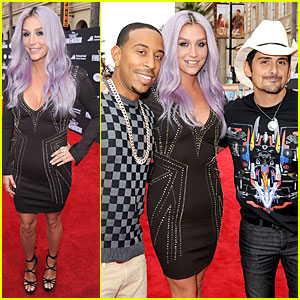 Kesha & Ludacris Are Singing Competition 'Rising Stars' at 'Planes: Fire & Rescue' Premiere!