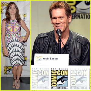 Kevin Bacon Brings Alternate Ending of 'The Following' Season Two to Comic-Con Panel 2014