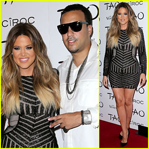 Khloe Kardashian & Boyfriend French Montana Make First Red Carpet Couple Appearance!