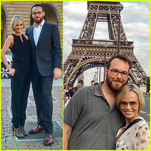 Kristin Chenoweth & Boyfriend Dana Brunetti Take Romantic Trip Around Europe!