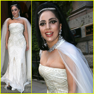 Lady Gaga Wears Wedding Dress for Surprise Tony Bennett Performance at Montreal Jazz Festival