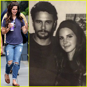 Lana Del Rey & Sister Chuck Grant Catch James Franco in 'Of Mice & Men'!