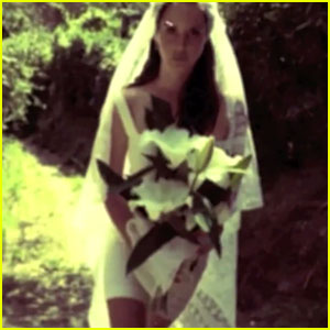 Lana Del Rey Plays a Haunted Bride in 'Ultraviolence' Video