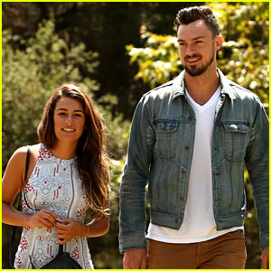 Lea Michele & Boyfriend Matthew Paetz Step Out Together for First Time! (Photos)