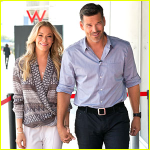 LeAnn Rimes Tearfully Discusses Her Dad on 'The Talk' (Video)