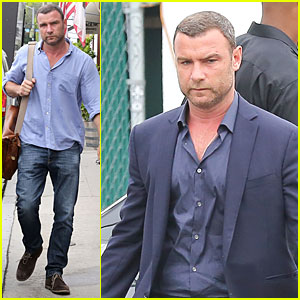 Find Out Why Liev Schreiber Always Looks Suave For 'Ray Donovan'!