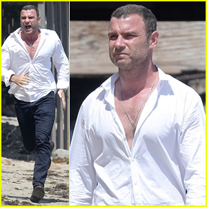Liev Schreiber: Privacy Went Out the Window When I Got Together with Naomi Watts