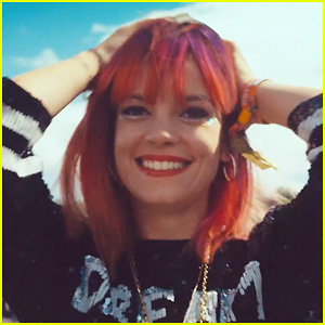Lily Allen Dedicates 'As Long As I Got You' Music Video to Glastonbury Memories - Watch Now!