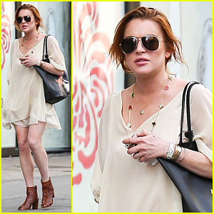 Lindsay Lohan Celebrates 28th Birthday On Wednesday!