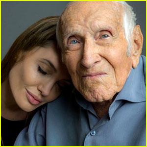 Louis Zamperini Dead - Angelina Jolie's 'Unbroken' Subject Dies at 97