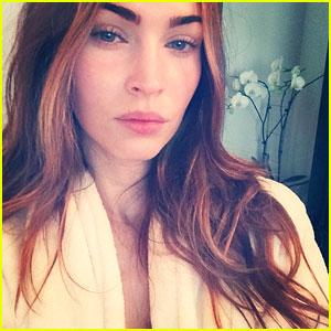 Megan Fox Joins Instagram, Looks Flawless in No Makeup Selfie