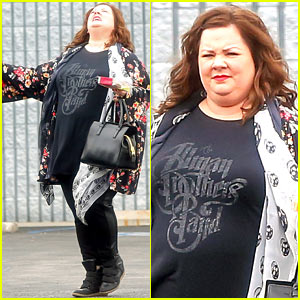 Melissa McCarthy's Husband Ben Falcone Used to Stare at Her in Horror Before They Dated!