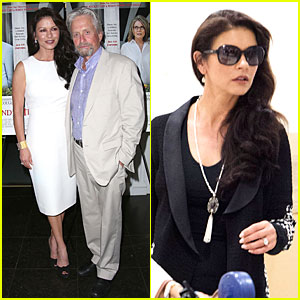 Michael Douglas Opens Up on Catherine Zeta-Jones Marriage