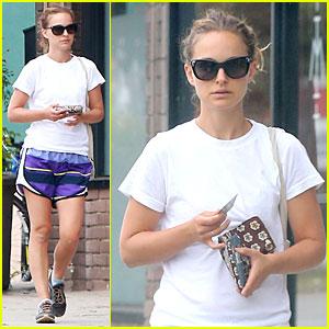 Natalie Portman's Fit Body Shows That Pilates Works!
