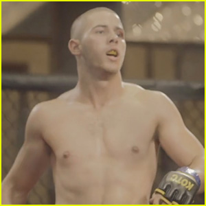 Nick Jonas Shows Off Shredded Body in First Look 'Kingdom' Trailer - Watch Now!