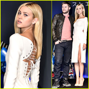 Nicola Peltz Dazzles in Dior for Last Stop on 'Transformers' Tour!