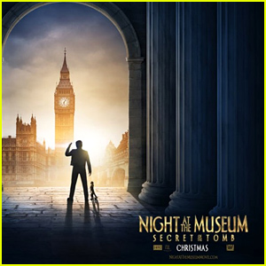 'Night At The Museum: Secret Of The Tomb' Trailer is Here & The Whole Gang is Back in Action - Watch Now!