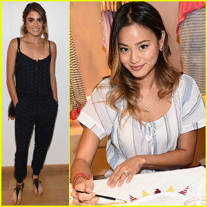 Nikki Reed & Jamie Chung Look Splendid in Beverly Hills!