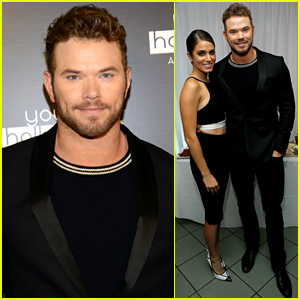 Nikki Reed & Kellan Lutz Have a 'Twilight' Reunion at Young Hollywood Awards 2014!