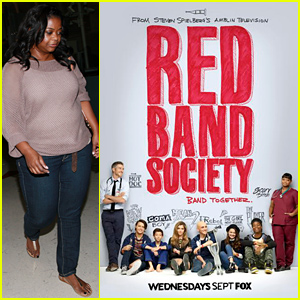 Octavia Spencer Labeled 'Scary Bitch' on New 'Red Band Society' Poster
