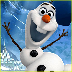 This Celeb Kid Can Say That Olaf is His Godfather... For Real!