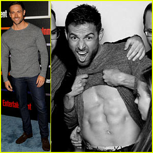 Orphan Black's Dylan Bruce Shows Us Why He is Hot Paul!