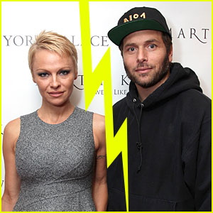 Pamela Anderson Files For Divorce From Rick Salomon
