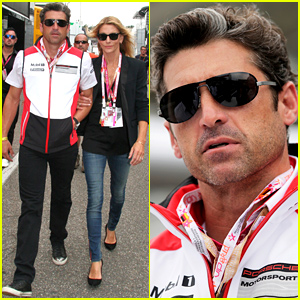 Patrick Dempsey Won't Give Up a Racing Season Unless He Finds an Acting Role That's Worthwhile