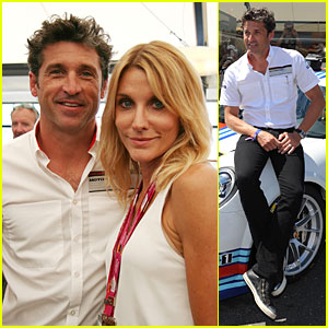Patrick Dempsey Is Motivated By Racing & Can't Stop Thinking About It!