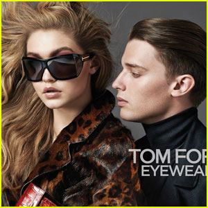 Patrick Schwarzenegger & Gigi Hadid Make Tom Ford Look So Good in Autumn/Winter Ad Campaign!