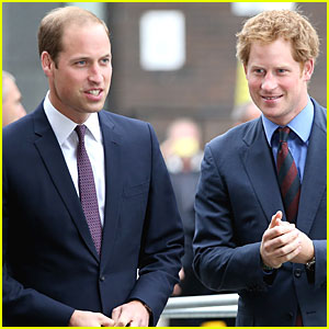 Prince William & Harry Accompany Dad Charles at BITC Responsible Business Awards Gala!
