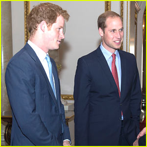 Prince William Jokes George's Bath Time is 'Quite Painful'