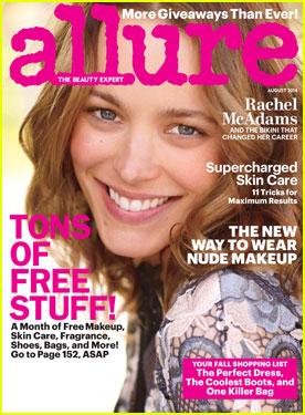 Rachel McAdams Tells 'Allure' That She Still Believes in True Love