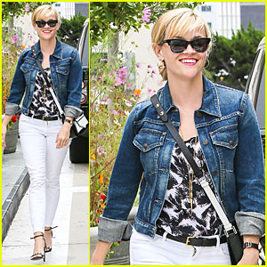 Reese Witherspoon's Skin Looks Amazing Even Before Her Dermatologist Appointment!
