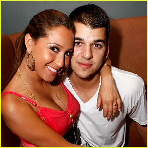 Rob Kardashian Breaks Silence on Adrienne Bailon Drama