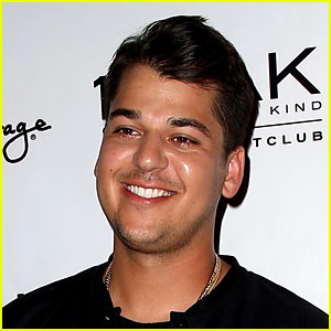 Rob Kardashian Does NOT Have a Son, Confirms He Was Joking
