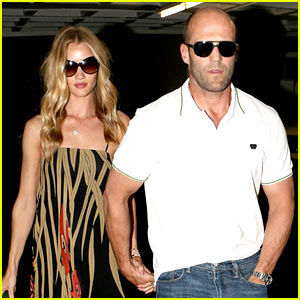 Rosie Huntington-Whiteley & Jason Statham Continue to Be One of Hollywood's Hottest Couples!