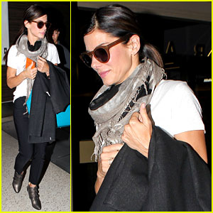 Sandra Bullock Goes on Fourth of July Getaway Without Louis