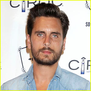 Scott Disick Was Hospitalized for Alcohol Poisoning Last Month