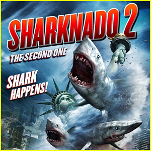 Here's a List of the Ten Greatest Lines From 'Sharknado 2: The Second One'!