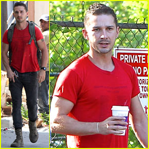 Shia LaBeouf's Life Gets Examined by Mel Gibson - Read Here!