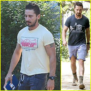 Shia LaBeouf Takes Outpatient Alcohol Treatment Program Seriously