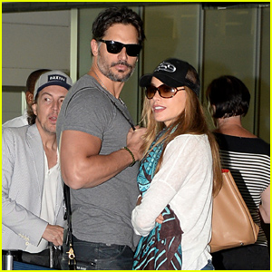 Sofia Vergara & Joe Manganiello 'Couldn't Keep Their Hands Off Each Other' in Miami!