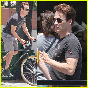 Stephen Moyer Feels Lonely & Misses Wife Anna Paquin