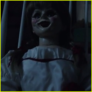 Scary Haunted Doll Annabelle From 'The Conjuring' Gets a Spinoff Movie - See the Trailer Here!