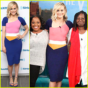 Taylor Schilling Wants 'The View' to Go Easy On Her!