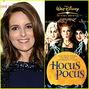Tina Fey Not Producing 'Hocus Pocus 2,' But She Is Making a Witch Project for Disney!