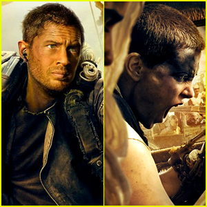 Tom Hardy & Charlize Theron Star in 'Mad Max: Fury Road' Comic-Con Trailer - Watch Now!