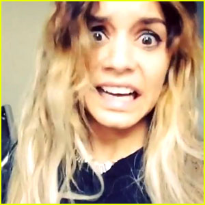Vanessa Hudgens Basically Dances Like Orphan Black's Helena - Watch the Funny Video!